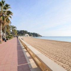 Отель Doble - 4CD A100 Испания, Льорет-де-Мар - отзывы, цены и фото номеров - забронировать отель Doble - 4CD A100 онлайн пляж фото 2