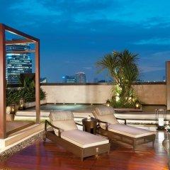 Отель Siam Kempinski Hotel Bangkok Таиланд, Бангкок - 1 отзыв об отеле, цены и фото номеров - забронировать отель Siam Kempinski Hotel Bangkok онлайн бассейн фото 3