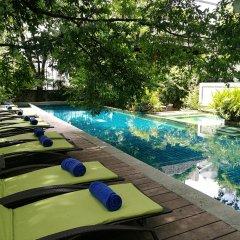 Отель Ariyasom Villa Bangkok Бангкок бассейн