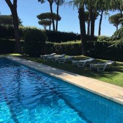 Отель Via Pierre Италия, Гроттаферрата - отзывы, цены и фото номеров - забронировать отель Via Pierre онлайн бассейн фото 3