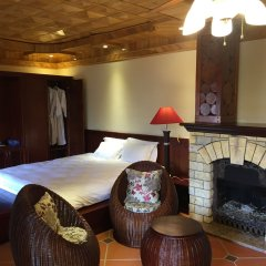 Отель Sapa Garden Bed and Breakfast Вьетнам, Шапа - отзывы, цены и фото номеров - забронировать отель Sapa Garden Bed and Breakfast онлайн комната для гостей