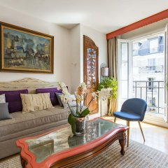 Отель Sacre Coeur Sights Париж комната для гостей фото 4