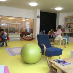 Апартаменты Ricci Apartments детские мероприятия