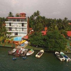 Отель Ranga Holiday Resort Шри-Ланка, Берувела - отзывы, цены и фото номеров - забронировать отель Ranga Holiday Resort онлайн фитнесс-зал фото 2