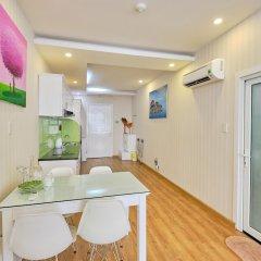 Апартаменты Sunrise Ocean View Apartment Нячанг помещение для мероприятий