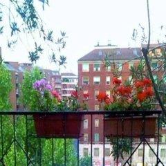 Hotel Virgilio Milano балкон
