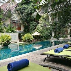 Отель Ariyasom Villa Bangkok Бангкок спортивное сооружение