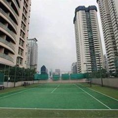 Отель Somerset Park Suanplu Бангкок фитнесс-зал фото 4