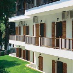 Отель Philoxenia Bungalows балкон