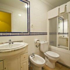 Отель Hostería Miguel Ángel ванная фото 2