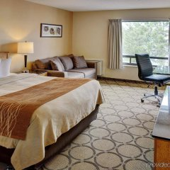 Отель Comfort Inn Ottawa West Kanata Канада, Оттава - отзывы, цены и фото номеров - забронировать отель Comfort Inn Ottawa West Kanata онлайн комната для гостей