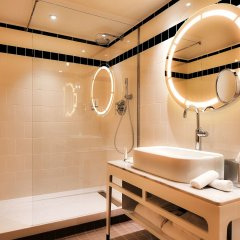 Hotel Carlton Lyon - MGallery By Sofitel ванная