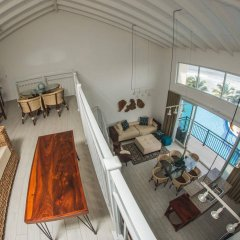 Отель Playa Escondida Beach Club Гондурас, Тела - отзывы, цены и фото номеров - забронировать отель Playa Escondida Beach Club онлайн балкон