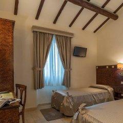 Al Casaletto Hotel сейф в номере