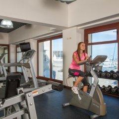 Отель Tesoro Los Cabos Золотая зона Марина фитнесс-зал фото 2