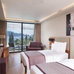 Отель Grand Azur Marmaris комната для гостей фото 3