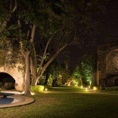 Отель Fiesta Americana Hacienda San Antonio El Puente Cuernavaca Ксочитепек фитнесс-зал фото 4
