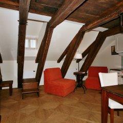 Отель Residence U Mecenáše Чехия, Прага - отзывы, цены и фото номеров - забронировать отель Residence U Mecenáše онлайн сейф в номере