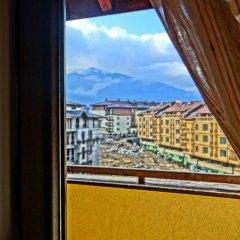 Отель Grand Royale Apartment Complex & Spa Болгария, Банско - отзывы, цены и фото номеров - забронировать отель Grand Royale Apartment Complex & Spa онлайн комната для гостей фото 4