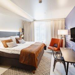 Отель Indigo Helsinki - Boulevard Хельсинки комната для гостей фото 3