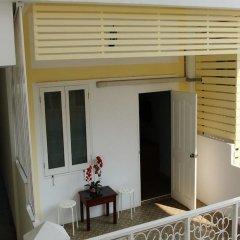 Sri Krungthep Hotel балкон
