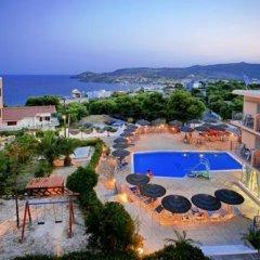 Magda Hotel пляж фото 2