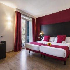 Отель Oriente Atiram Hotel Испания, Барселона - 2 отзыва об отеле, цены и фото номеров - забронировать отель Oriente Atiram Hotel онлайн комната для гостей фото 5