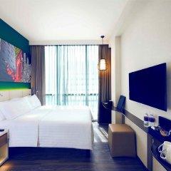 Отель Mercure Singapore Bugis Сингапур, Сингапур - 1 отзыв об отеле, цены и фото номеров - забронировать отель Mercure Singapore Bugis онлайн комната для гостей фото 3