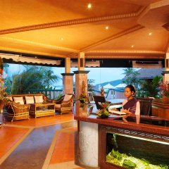Отель Mangosteen Ayurveda & Wellness Resort интерьер отеля