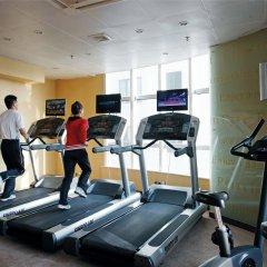 Отель Shenzhen 999 Royal Suites & Towers Китай, Шэньчжэнь - отзывы, цены и фото номеров - забронировать отель Shenzhen 999 Royal Suites & Towers онлайн фитнесс-зал фото 2