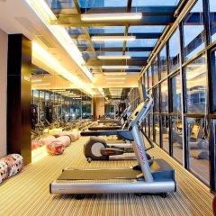 Отель Yuzhou Camelon Hotel Китай, Сямынь - отзывы, цены и фото номеров - забронировать отель Yuzhou Camelon Hotel онлайн фитнесс-зал