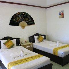 Отель Kata Garden Resort пляж Ката комната для гостей фото 4