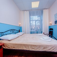 Хостел Берег Санкт-Петербург комната для гостей