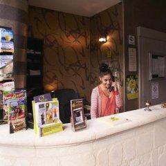 Отель Hostellerie Excalibur Франция, Сомюр - отзывы, цены и фото номеров - забронировать отель Hostellerie Excalibur онлайн интерьер отеля фото 2