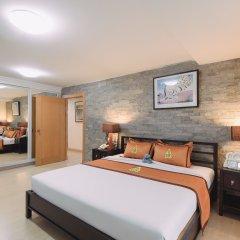 Отель CNC Heritage Таиланд, Бангкок - отзывы, цены и фото номеров - забронировать отель CNC Heritage онлайн комната для гостей фото 2