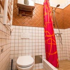 Отель Aparthotel Davids Чехия, Прага - отзывы, цены и фото номеров - забронировать отель Aparthotel Davids онлайн ванная фото 2