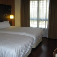Отель NH Lisboa Campo Grande фото 7