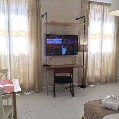 Отель Two Pillows Boutique Hostel Мальта, Слима - отзывы, цены и фото номеров - забронировать отель Two Pillows Boutique Hostel онлайн комната для гостей фото 3