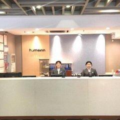 Отель Home Inn Hotel Guangzhou Huangsha Avenue Китай, Гуанчжоу - отзывы, цены и фото номеров - забронировать отель Home Inn Hotel Guangzhou Huangsha Avenue онлайн интерьер отеля фото 2