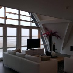 Poort Beach Hotel Apartments Bloemendaal интерьер отеля фото 2