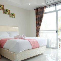 Отель Pattaya Noble Place 1 комната для гостей