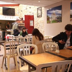 Отель Auberge Internationale des Jeunes питание фото 2
