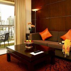 Отель Grand Asoke Residence Sukhumvit Таиланд, Бангкок - отзывы, цены и фото номеров - забронировать отель Grand Asoke Residence Sukhumvit онлайн комната для гостей фото 4