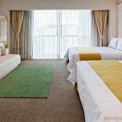 Отель Holiday Inn Express And Suites Mexico City At The Wtc Мехико комната для гостей фото 2