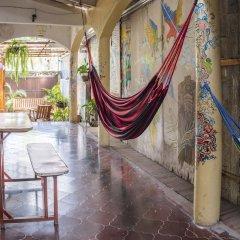 Hotel & Hostel Berakah Копан-Руинас интерьер отеля фото 3