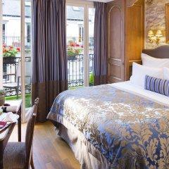 Отель Kleber Champs-Élysées Tour-Eiffel Paris комната для гостей фото 3