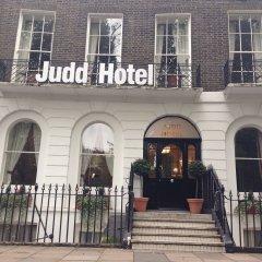 Отель JUDD Лондон фото 2