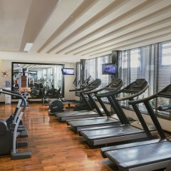 Отель Centro Barsha by Rotana фитнесс-зал фото 3