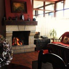 Hotel La Boriza интерьер отеля