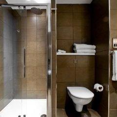 Отель Radisson Blu Hotel Manchester, Airport Великобритания, Манчестер - отзывы, цены и фото номеров - забронировать отель Radisson Blu Hotel Manchester, Airport онлайн ванная